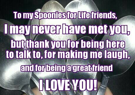 Spoonie friends