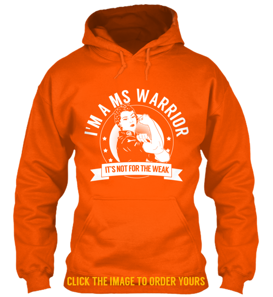 Multiple Sclerosis Warrior