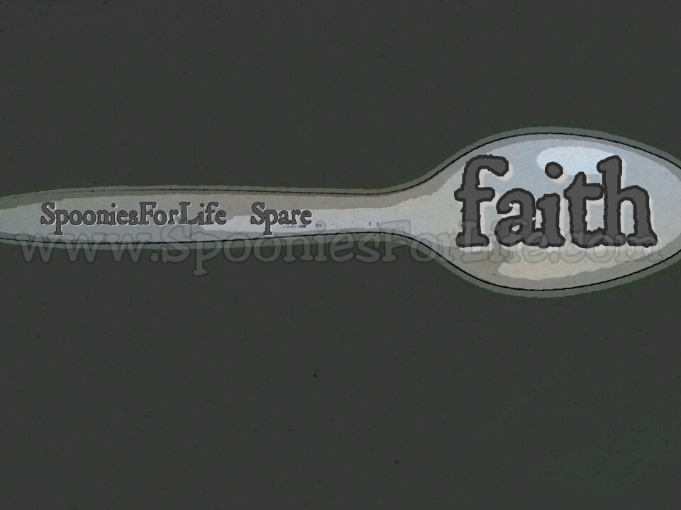 spare spoon faith