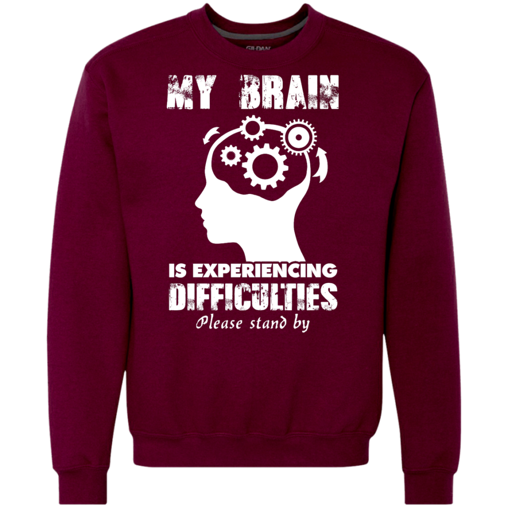 experiencing-difficulties-shirt