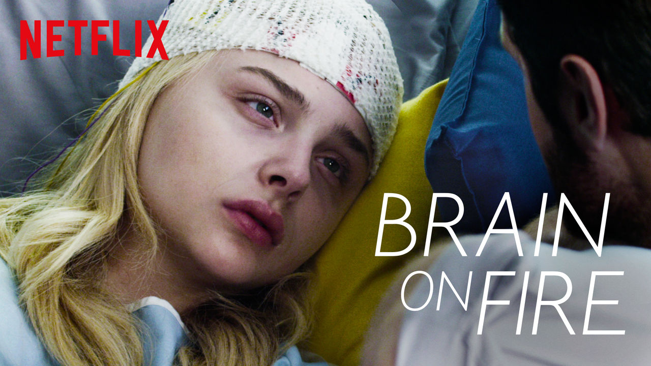 Read about how Netflix show Brain on Fire features chronic illness on The Unchargeables.