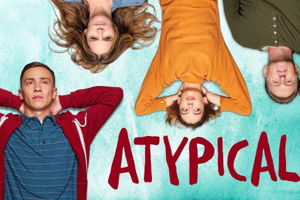 Read about how Netflix show Atypical features autism on The Unchargeables.