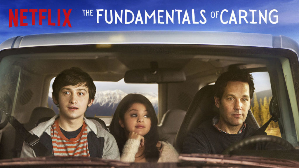 Read about how Netflix show The Fundamentals of Caring features chronic illness on The Unchargeables.
